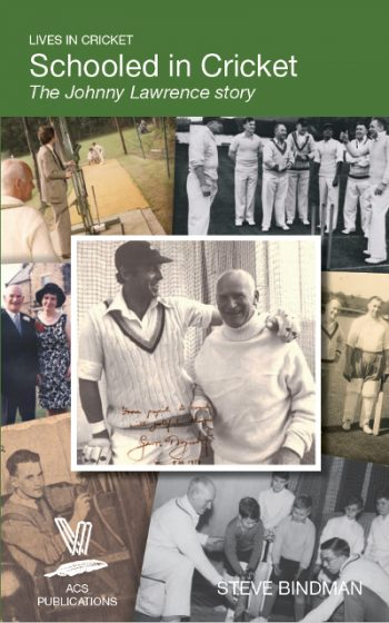 Schooled in Cricket: The Johnny Lawrence Story